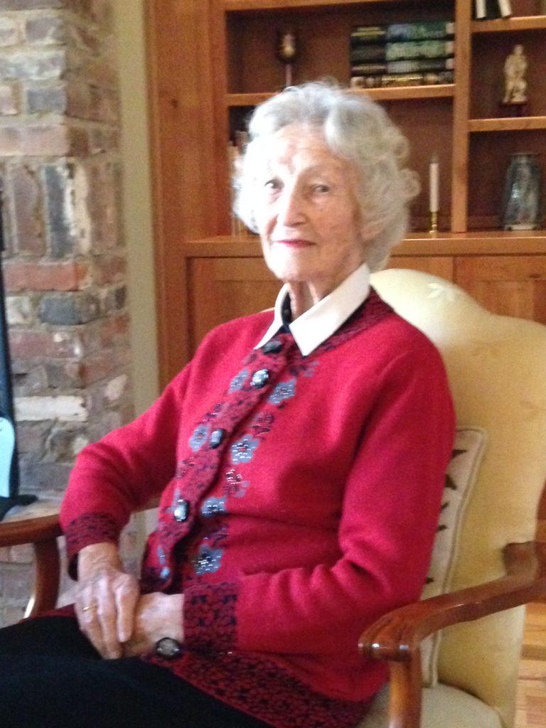 Barbara in Dahlonega